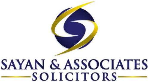 Sayan Legal PTY LTD Logo